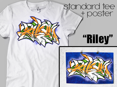 mynameingraffiti custom graffiti t shirts